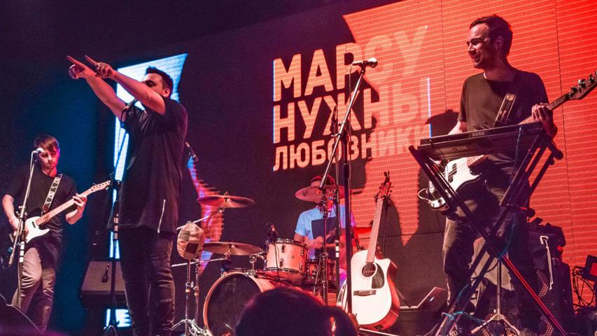В выходные в Екатеринбурге выступят: «Марсу нужны любовники», «Хлеб», FPG . Фото с сайта 100velikih.com