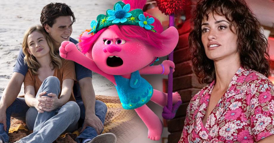 Новые фильмы в кино. Коллаж © Weburg.net