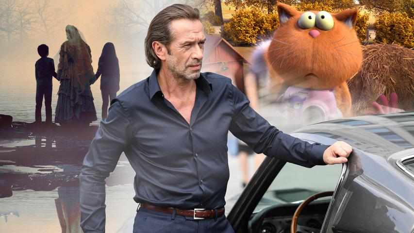 Новые фильмы в кино: Миллиард, Проклятие плачущей, После, Пушистый шпион, Код Красный. Коллаж © Weburg.net