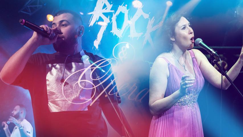 Главные концерты в афише Екатеринбурга с 7 по 9 июня: Концерт Rock & Opera, Hammali & Navai. Коллаж © Weburg.net