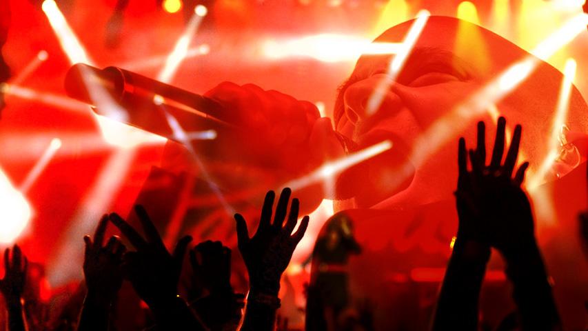 Главные концерты в афише Екатеринбурга с 14 по 16 июня: Антон Лаврьентев, Disturbed, The Beatles Tribute. Коллаж © Weburg.net