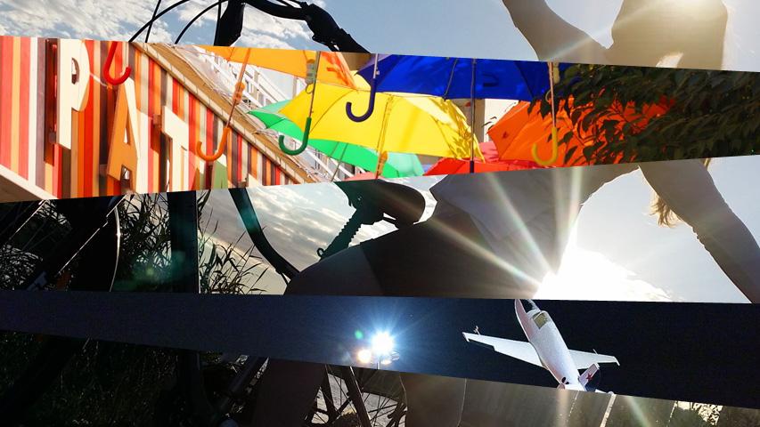 Где в Екатеринбурге провести время в выходные на свежем воздухе с 12 по 14 июля: экскурсия с Белинкой, Большое летнее приключение, экскурсия с Музеем истории Екатеринбурга. Коллаж © Weburg.net