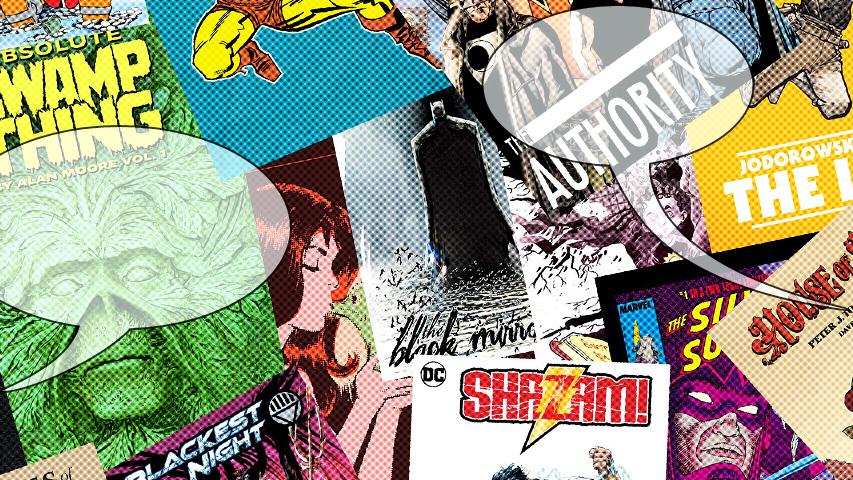 Театральная афиша и комикс-марафон в Екатеринбурге с 12 по 14 июля. Коллаж © Weburg.net