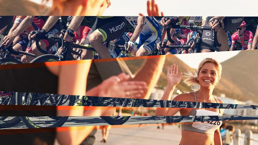 Куда пойти любителям спорта в Екатеринбурге 26-28 июля: Велопробег и забег На пределеКоллаж © Weburg.net