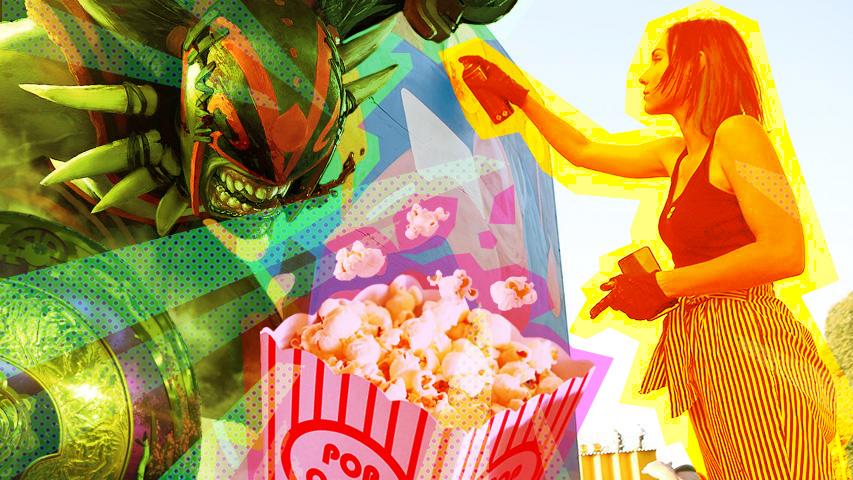 Главные развлечения в выходные в Екатеринбурге с 23 по 25 августа: Ночь кино, киберфестиваль Ti9, Онлайн-парк Теле2. Коллаж © Weburg.net