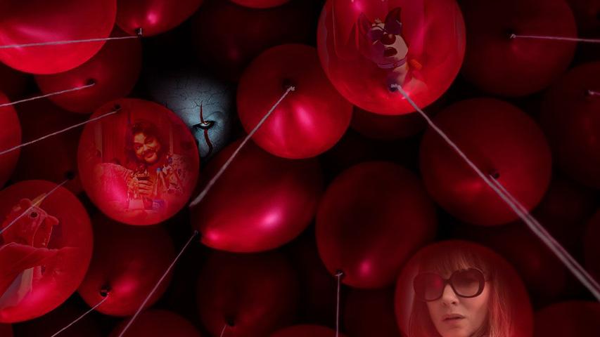 Новые фильмы в кино: Оно 2, Жара, Одесса, Королевские каникулы, Куда ты пропала, Бернадетт? Коллаж © Weburg.net