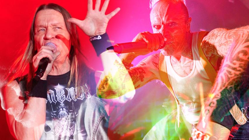 Концерты в выходные в Екатеринбурге с 20 по 22 сентября: Барамир, Lost Society, Juju & Jordashтрибьют The Prodigy, Metallica, Ария, Rammstein. Коллаж © Weburg.net