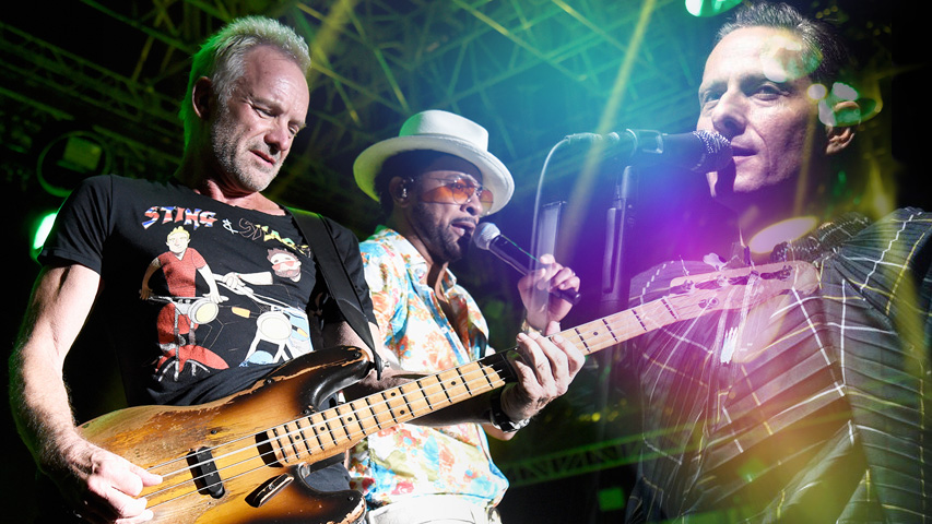 Хедлайнеры афиши выходных: концерты «Би 2, Sting & Shaggy, GusGus, Евгений Маргулиса, «Курары»