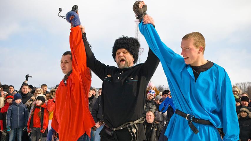 Фестиваль спортивных и боевых искусств народов России пройдет возле и внутри ДИВС. Фото с сайта voicesevas.ru
