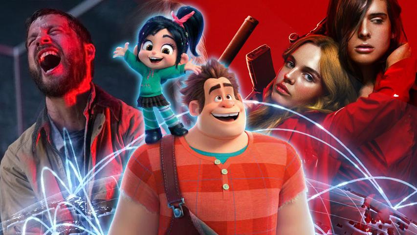 В прокат выходит долгожданный «Ральф против интернета» от Pixar. КоллажWeburg