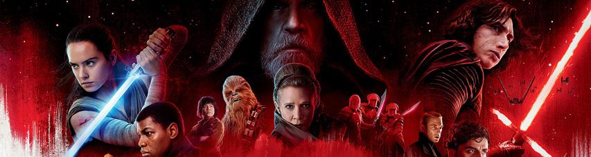 Постер фильма «Звездные войны: Последний джедай»