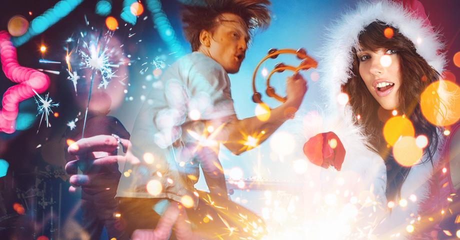 Куда пойти 1 января 2020 в Екатеринбурге, обзор: традиционные похмельные концерты Курары и вечеринки в ресторане Maximilian's. Коллаж © Weburg.net