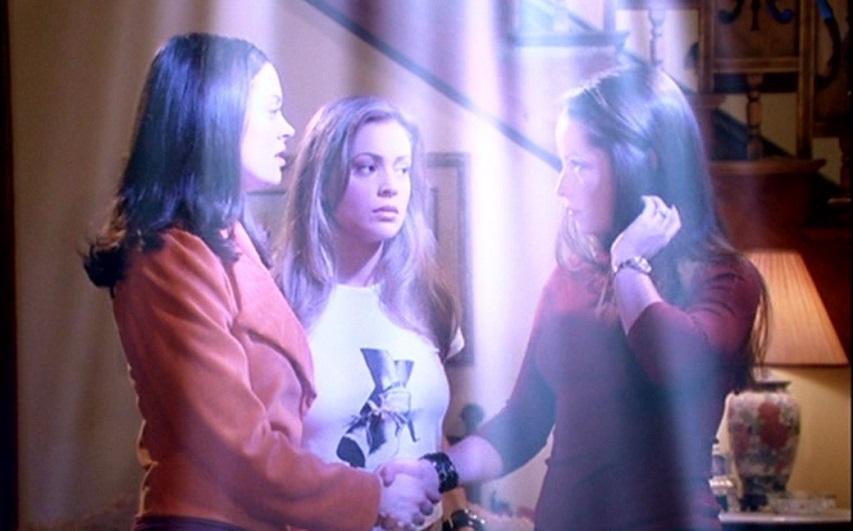 Кадр из сериала «Зачарованные»