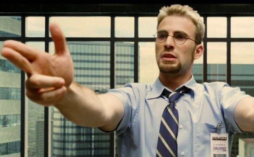Кадр из фильма «Лузеры»