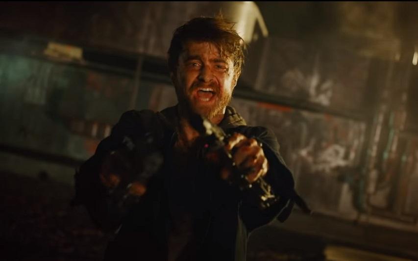 Кадр из фильма «Пушки Акимбо»