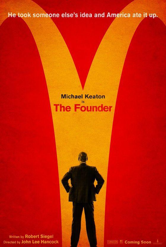 Постер фильма «Основатели»