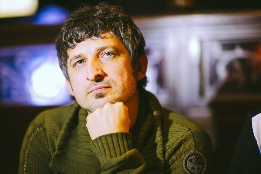 Максим Кучеренко. Фото © Weburg.net