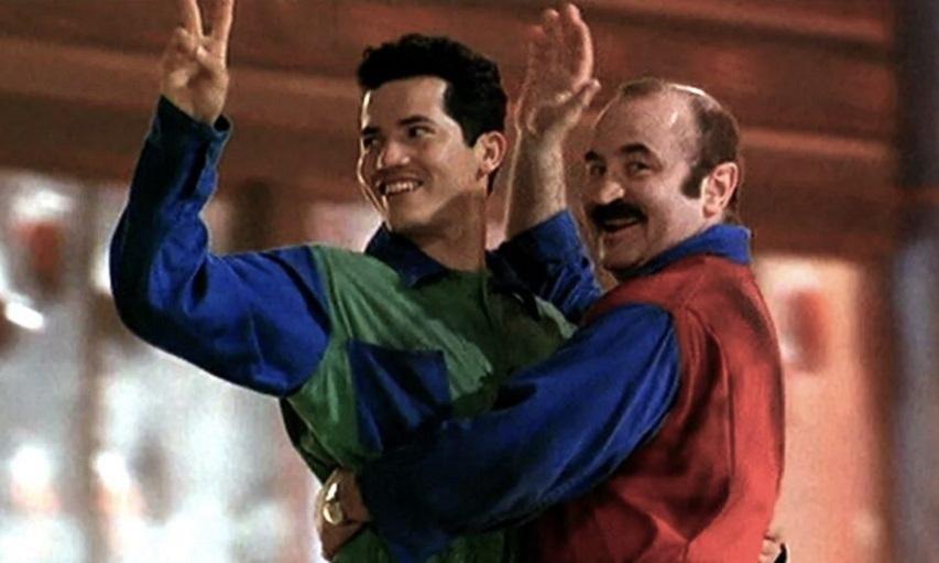 Кадр из фильма «Супербратья Марио»