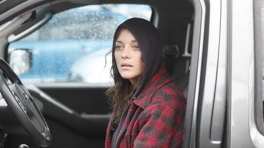 Кадр из фильма «Ржавчина и кость»