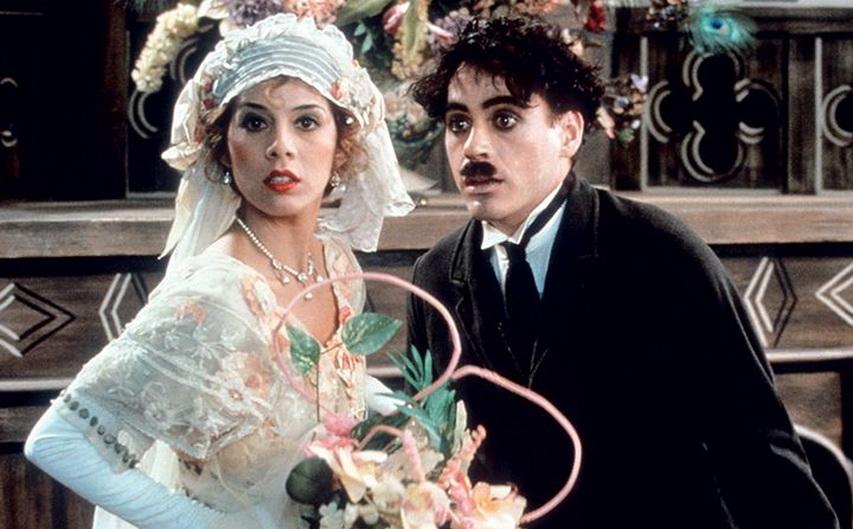 Кадр из фильма «Чаплин»