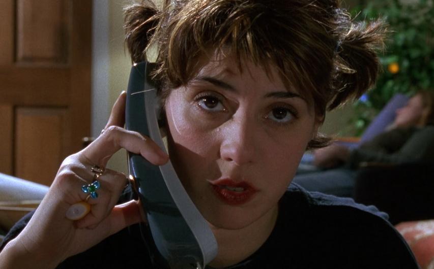 Кадр из фильма «Четыре комнаты»