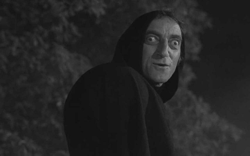 Кадр из фильма «Молодой Франкештейн»