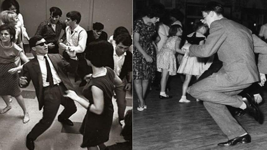 Запрещенные танцы в СССР. Кадр с сайта youtube.com