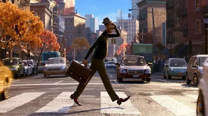 Кадр из фильма «Душа»
