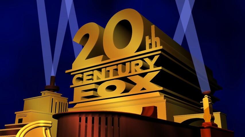 Старый логотип 20th Century Fox. Картинка с сайта ytimg.com