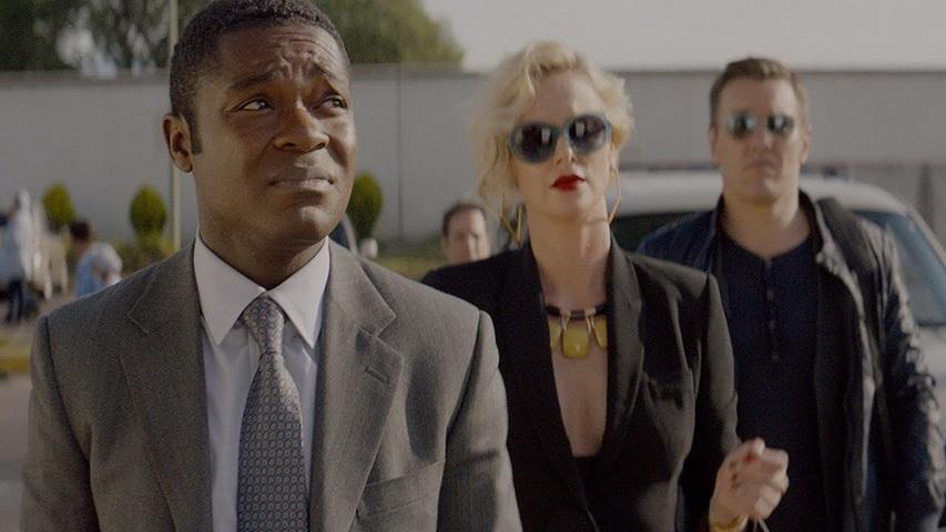 Кадр из фильма «Опасный бизнес»