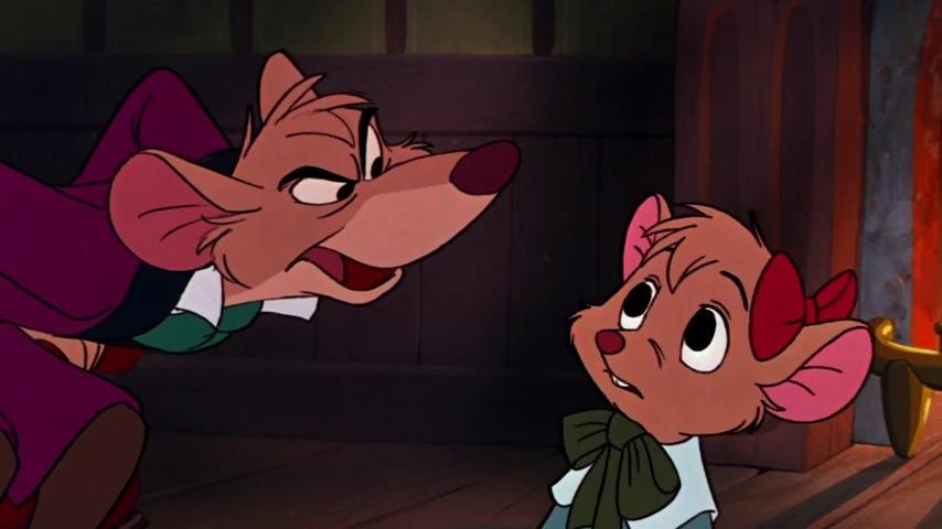 Кадр из фильма «Великий мышиный сыщик»