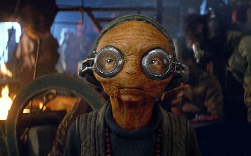 Кадр из фильма «Звездные войны. Пробуждение силы»