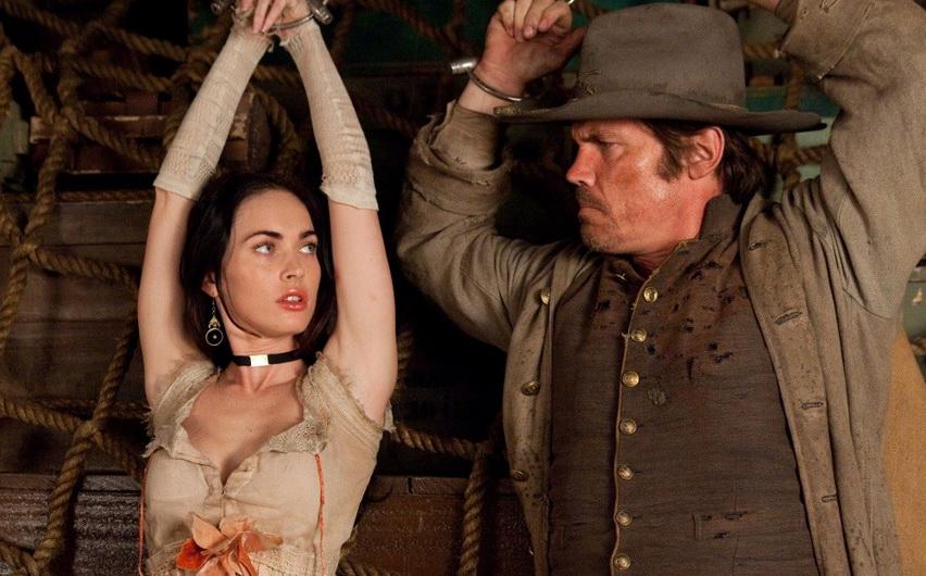Кадр из фильма «Джона Хекс»