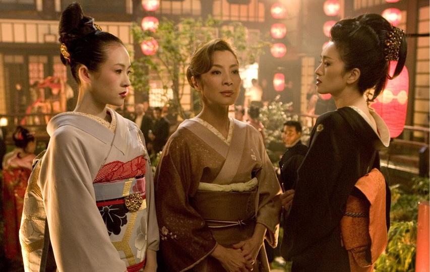Кадр из фильма «Мемуары гейши»