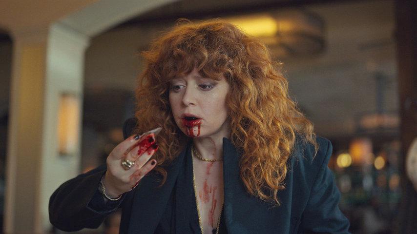Кадр из сериала «Жизнь матрешки»