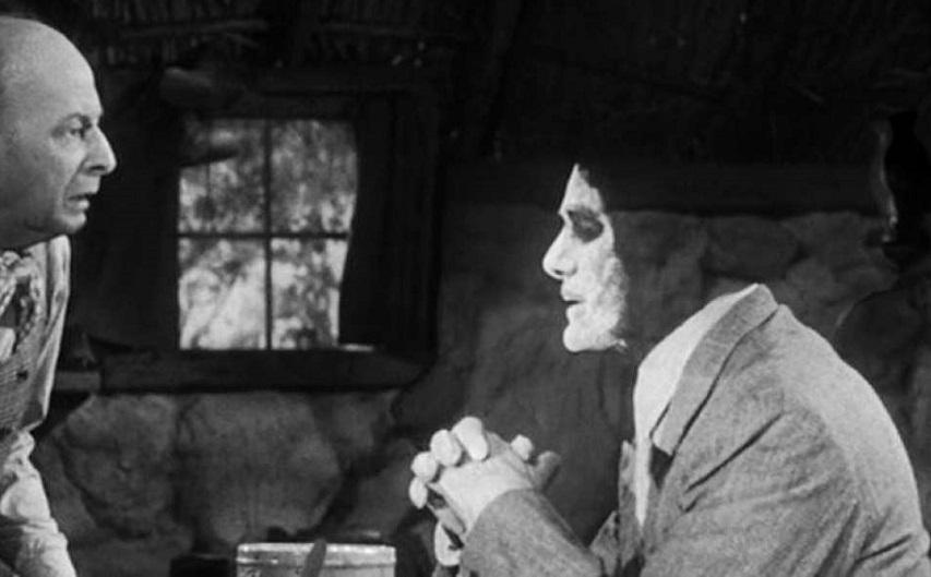 Кадр из фильма «Месть человека-невидимки»
