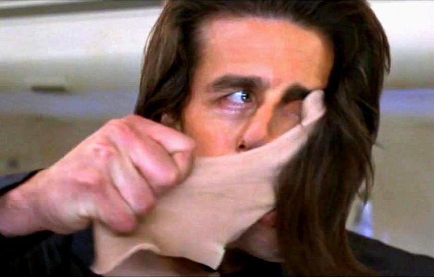 Кадр из фильма «Миссия невыполнима 2»
