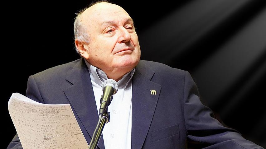 Концерт Михаила Жванецкого. Фото с сайта vipkassa.ru