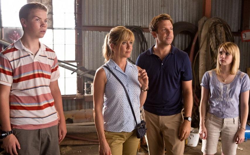 Кадр из фильма «Мы — Миллеры»