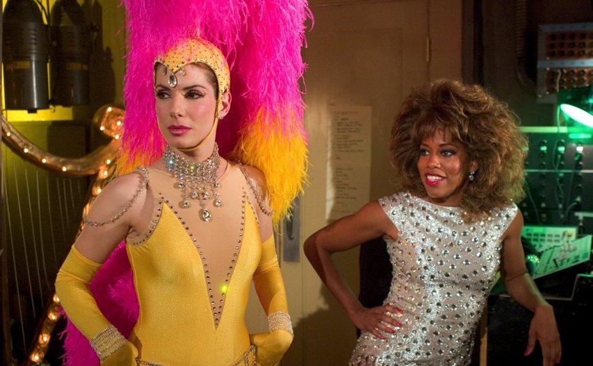 Кадр из фильма «Мисс Конгениальность»