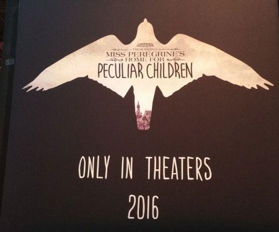 Постер фильма «Дом странных детей»