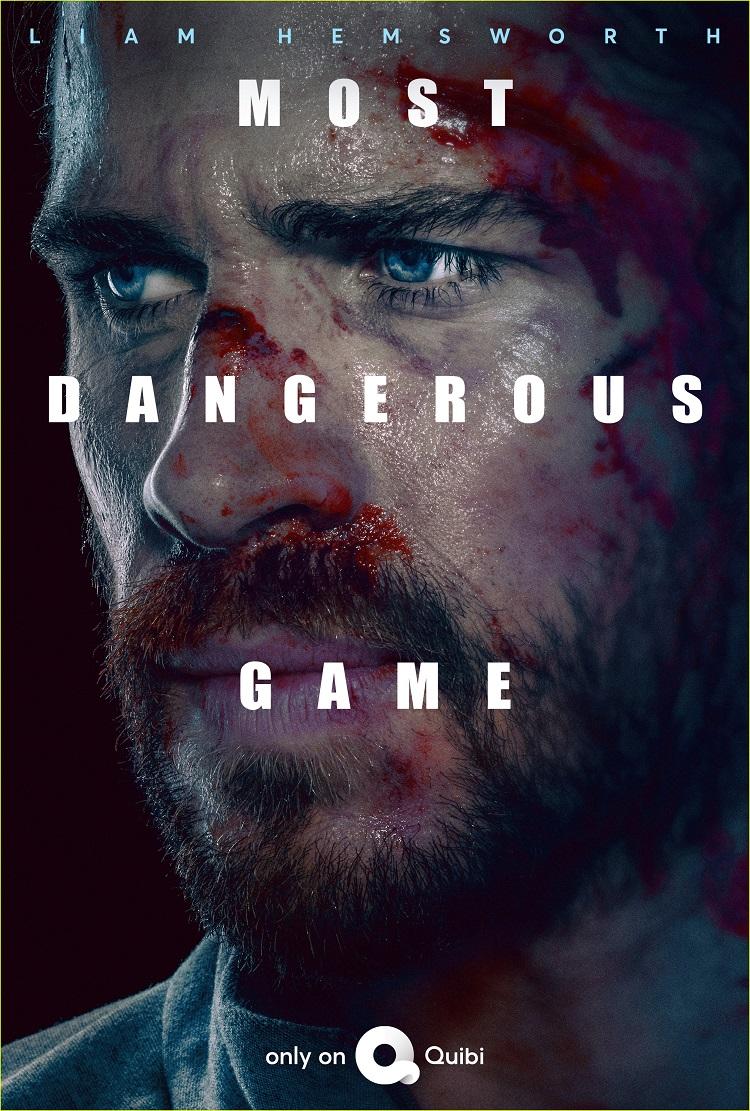 Постер сериала «Самая опасная игра»