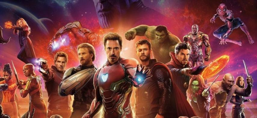 Постер фильма «Мстители 3»
