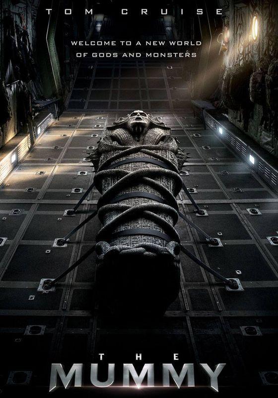 Постер фильма «Мумия»