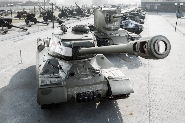 Фото Музея военной техники предоставлено организаторами