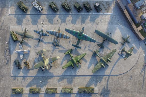 Фото предоставлено организаторамФото Музея военной техники предоставлено организаторами