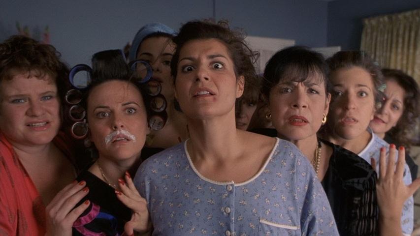 Кадр из фильма «Моя большая греческая свадьба»
