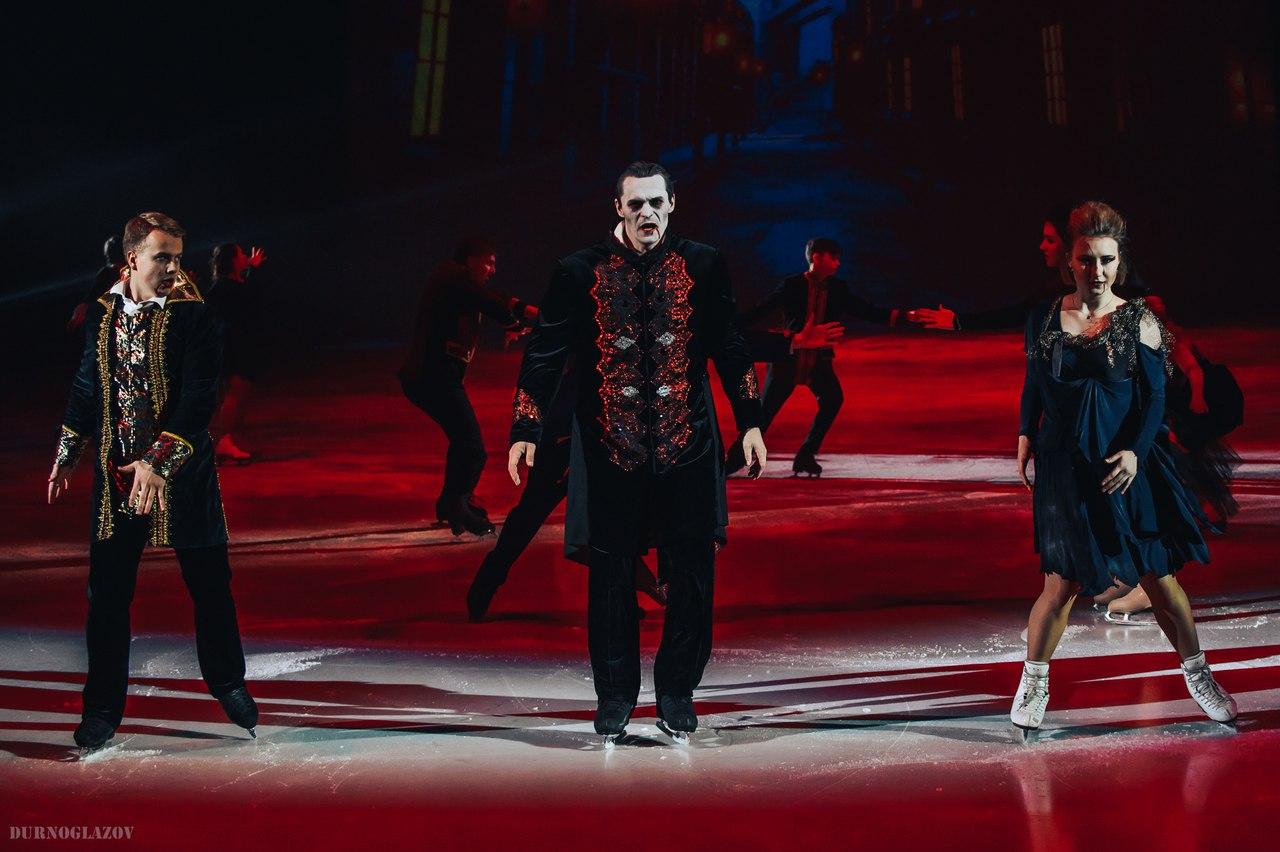 Фото мюзикла «Дракула» предоставлено организаторами