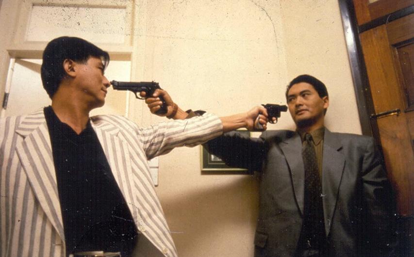 Кадр из фильма «Наемный убийца»