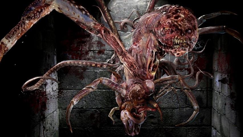 Постер к фильму «Нечто». Изображение с сайта horrorzone.ru